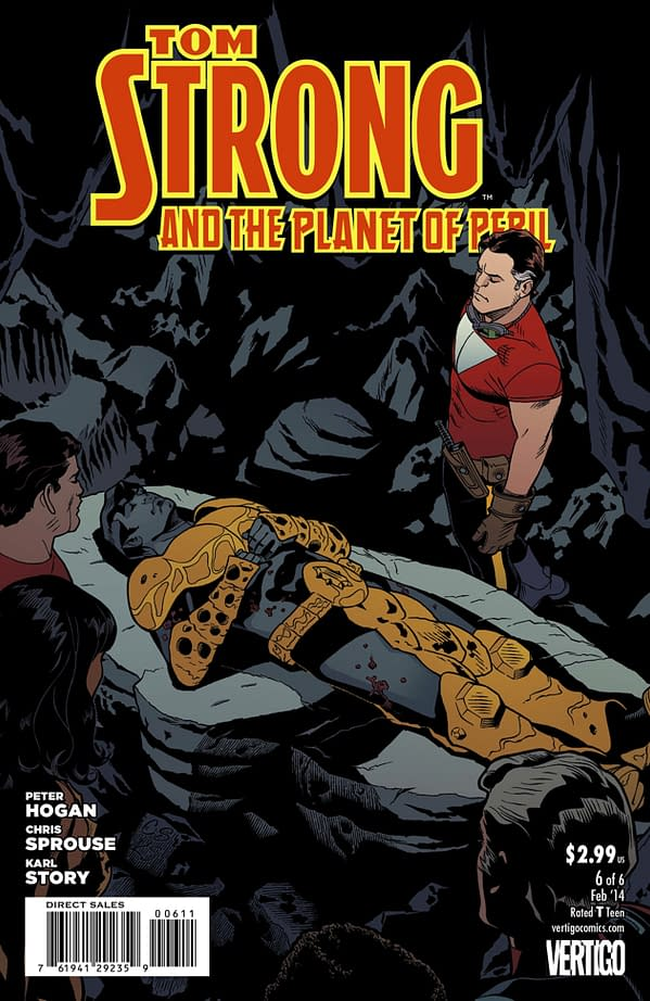 Tom-Strong-and-the-Planet-of-Peril-6