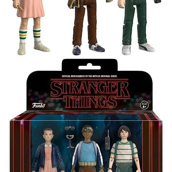 Stranger Things Action Figures Are On Their Way From Funko