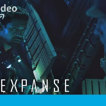 The Expanse - Teaser: TCA Season 4 Sizzle | Prime Video