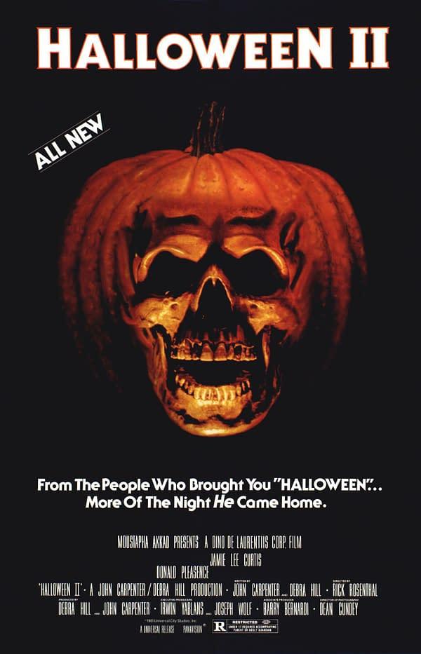Halloween 2 Poster