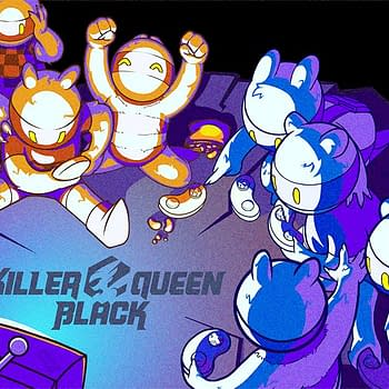 Killer Queen Black Adds A New Map