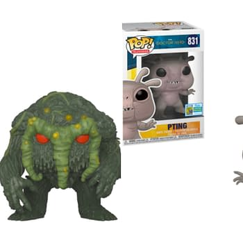 Funko SDCC Exclusives 2019 Round 1: Marvel and TV