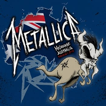 Metallica Mondays Heads Down Under For This Weeks Show