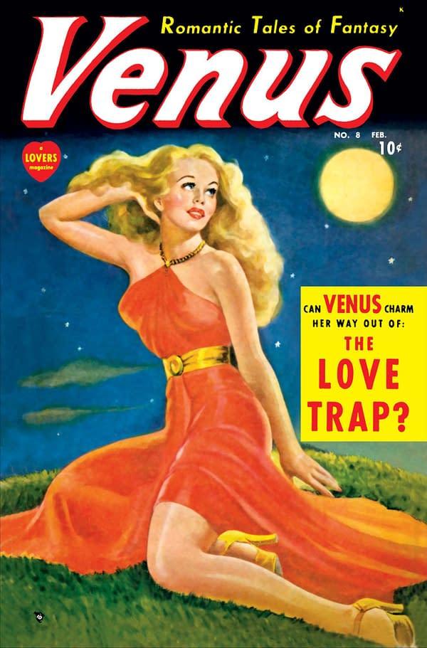 "Marvel Drops ""Stan Lee's"" Venus, More on Marvel Unlimited for Valentines Day"