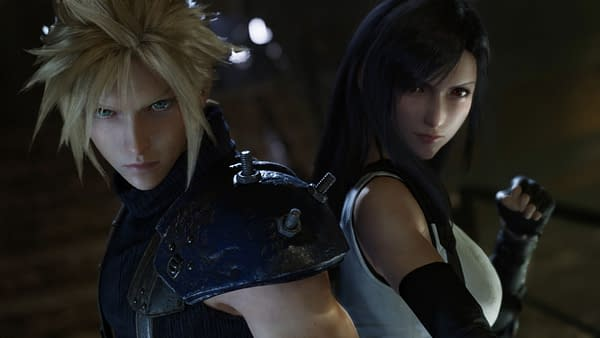 "Time to Get on the ""Final Fantasy VII Remake"" Hype Train"