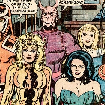 Marvel Studios The Eternals Begins Production This Summer