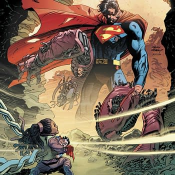 REVIEW: Superman Up In The Sky #6 &#8211 A Primer For Anyone Who Needs To Understand How The Creation Of Siegel And Shuster Endures