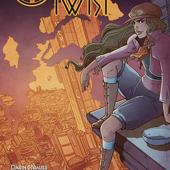 Olivia Twist: A Dickensian Dystopian New Comic from Darin Strauss Adam Dalva and Emma Vieceli at Berger Books
