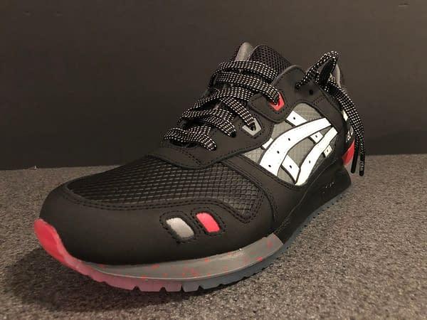 GI Joe Asics Shoes 7