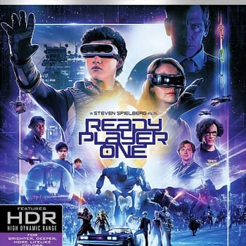 Things We Learned from Ready Player One 4K/Blu-ray Special Features