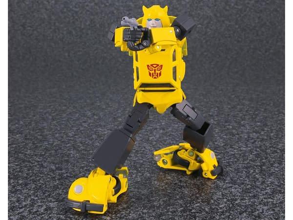 Transformers Masterpiece Bumblebee Version 2 1