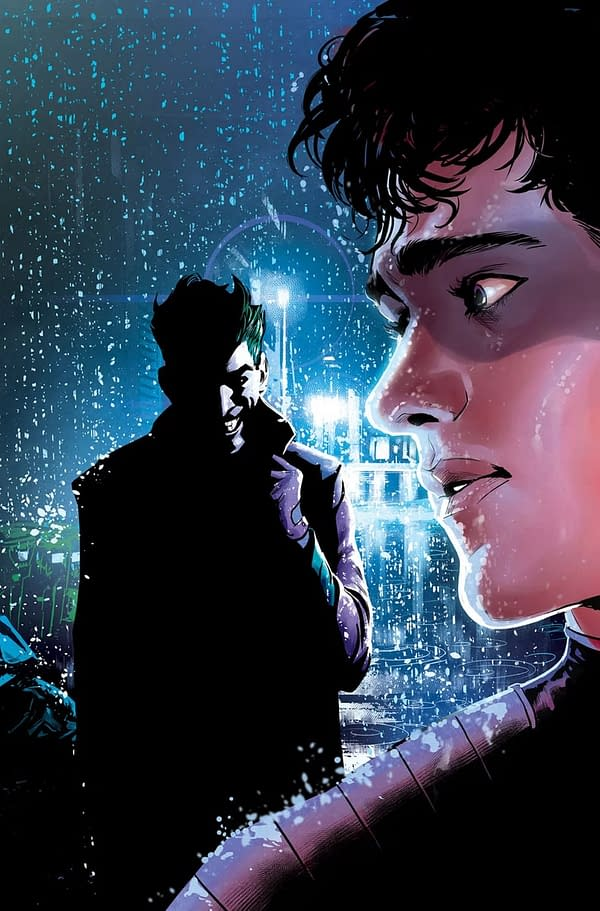 April's Nightwing Solicits Confused Over Ric Grayson vs. Dick Grayson?