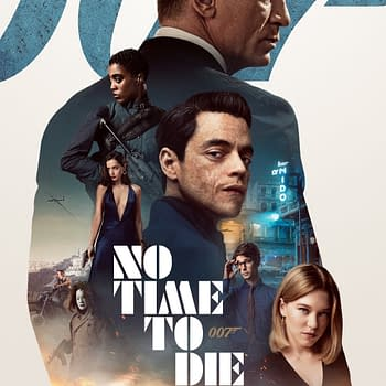 """No Time To Die"": 3 New Images and 1 New Poster"