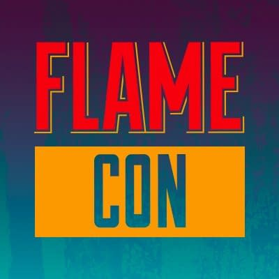 flame con 2017 cosplay video