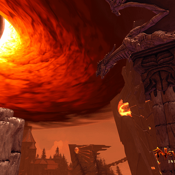 """Neverwinter"" Reveals A New ""Infernal Descent"" Update Coming In 2020"