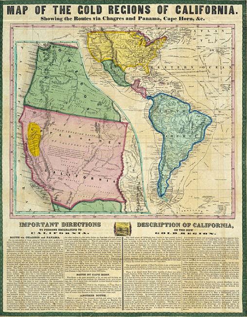 map-of-the-gold-regions-of-california