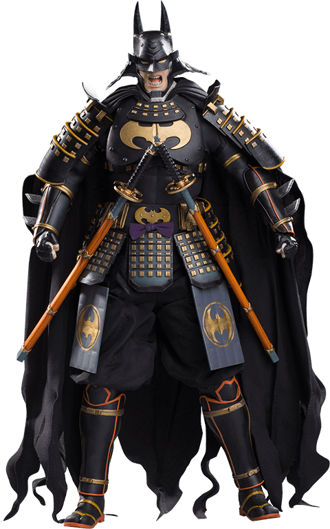 Batman Ninja War version FIgure from Star Ace Toys