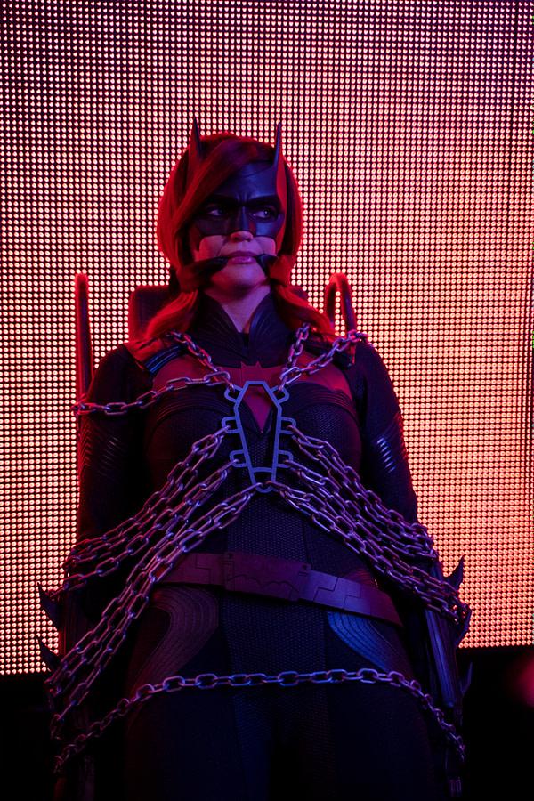 Ruby Rose en tant que Batwoman dans Batwoman, gracieuseté de The CW.