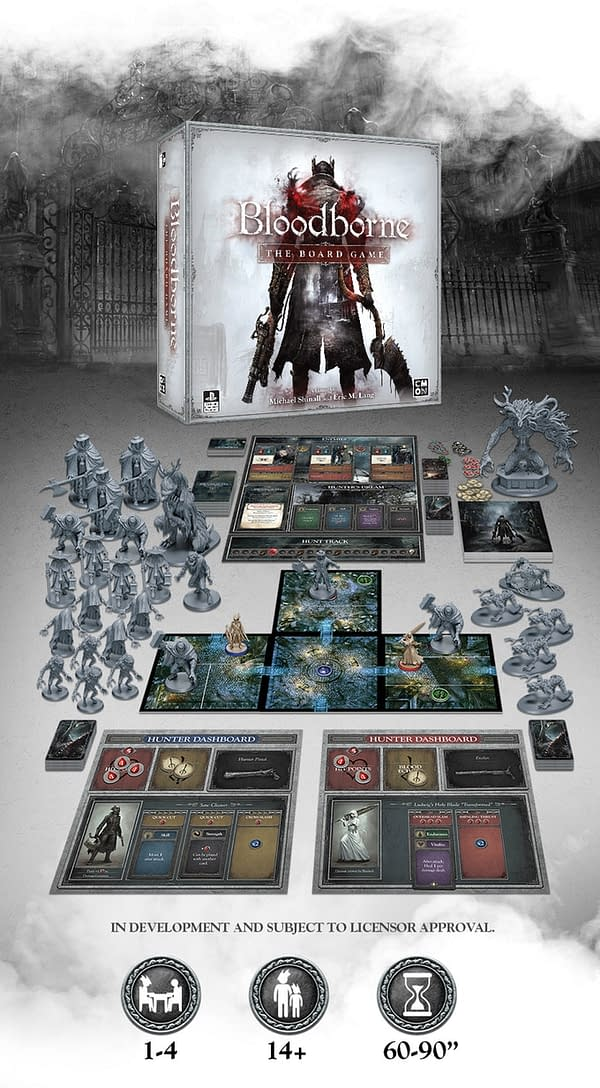 'Bloodborne: The Board Game' Set to Break $1,000,000 in First 24 Hours
