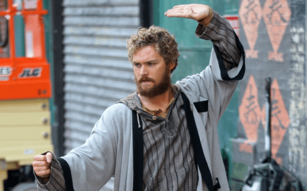 Marvel's Iron Fist is Headed to San Diego Comic Con