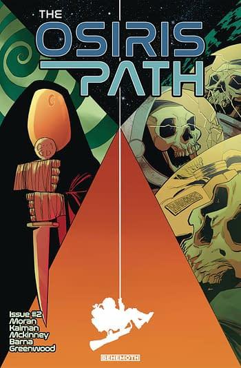 Osiris Path #2 Main Cover