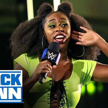 WWE Honors Womens Evolution with #NaomiDeservesBetter Hashtag