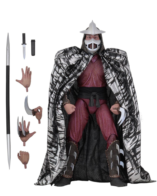 NECA TMNT Movie Shredder 1