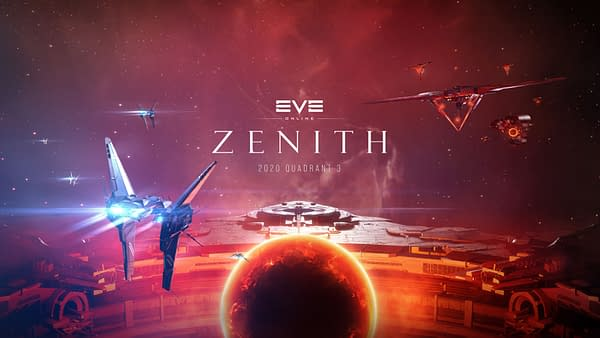 Zenith is the Third Quadrant of 2020 to enter the game, courtesy of CCP Games.