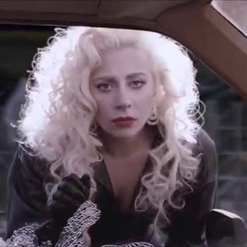 Lady Gaga stars in American Horror Story: Hotel, courtesy of FX Networks.