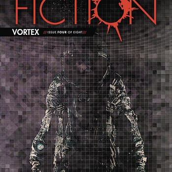 Tales of Science Fiction Vortex #4 cover by Tim Bradstreet