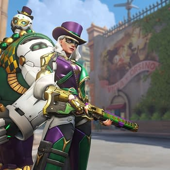 """The Next """"Overwatch"""" Event Is Ashe's Mardi Gras Challenge"""
