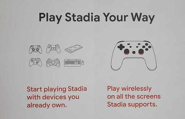 The Xbox Adaptive Controller Will Be Supported in Google Stadia
