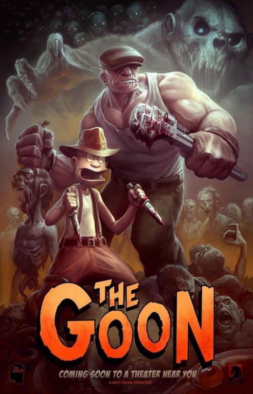 The Full Length Trailer For The Goon