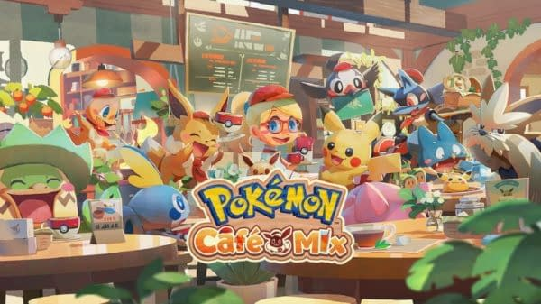 Pokémon Café Mix is completely free to play on Nintendo Switch.
