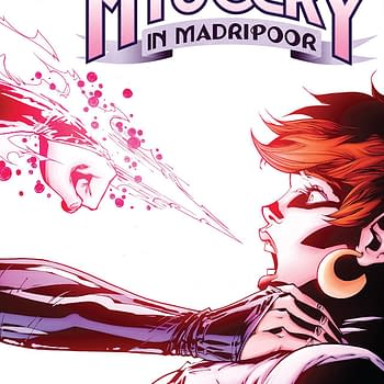 Hunt for Wolverine: Mystery in Madripoor #4 cover by Giuseppe Camuncoli, Roberto Poggi, and Morry Hollowell