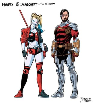 Full Roster Revealed for Tom Taylor and Bruno Redondos Suicide Squad&#8230 Who Will Die First
