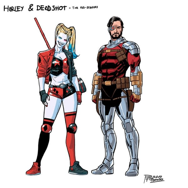 Full Roster Revealed for Tom Taylor and Bruno Redondo's Suicide Squad... Who Will Die First?