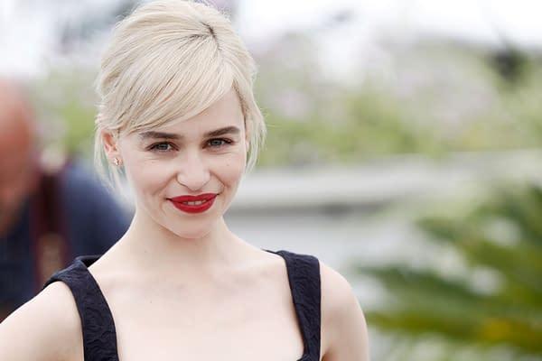 Emilia Clarke's Heartfelt Words Before 'Game of Thrones' Final Episode Ever