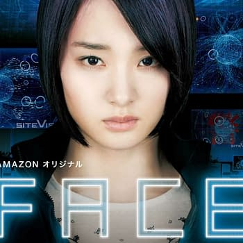Amazons About FACE: Orders First Original Japanese Sci-fi Series