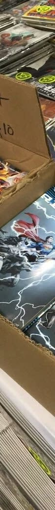 Get Your DC Universe Rebirths Here Six Dollars Or Two For Ten Bucks&#8230