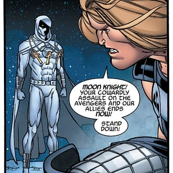 How Can Moon Knight Beat Thor Avengers #33 Spoilers