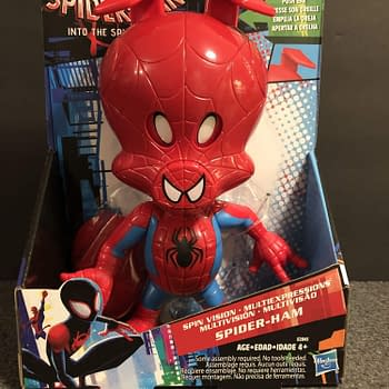 Hasbro Into the Spider-Verse Spider-Ham 1