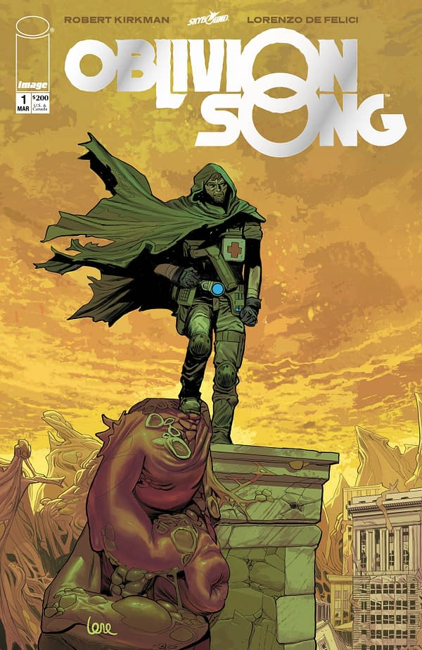Kirkman and De Felici's Oblivion Song Gets a $200 Collector's Edition