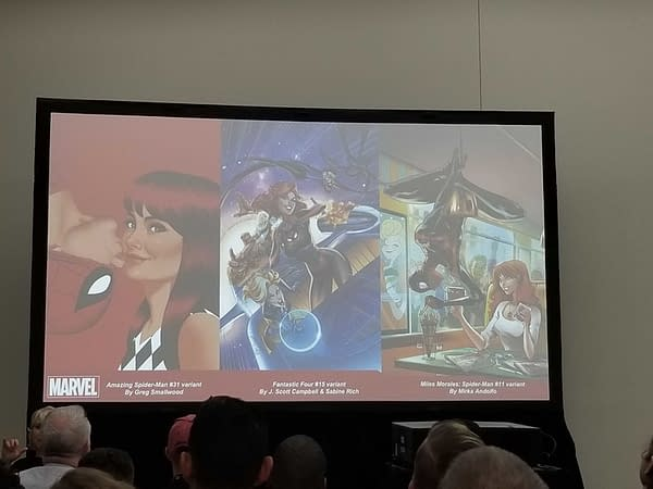 Marvel to Publish a Mary Jane Comic Book Series
