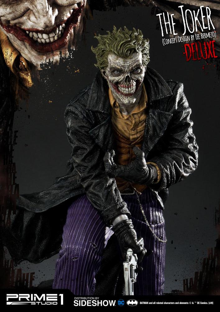 La statue Joker Concept Design de Prime 1 Studio