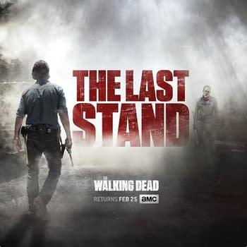 The Walking Dead Season 8: Ricks Last Stand Begins in February