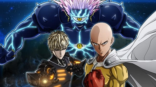 """One Punch Man: A Hero Nobody Knows"" Gets A New Trailer"