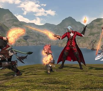 Final Fantasy XIV Patch 4.35 Launches New Deep Dungeon Heaven-on-High