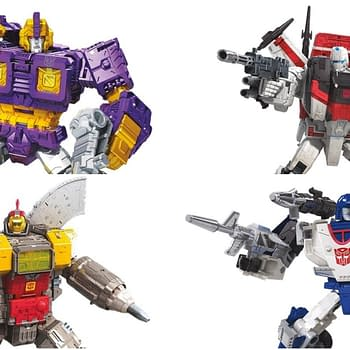 New Transformers War for Cybertron: Siege Figures Revealed by Hasbro