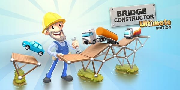 """Headup Games Announces """"Bridge Constructor Ultimate Edition"""" For Switch"""
